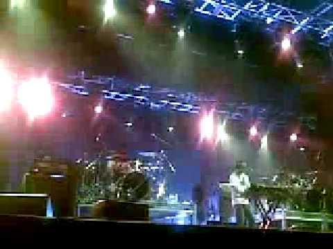 N*E*R*D 'Lapdance   + Double Drum Solo' Live Future Music Festival Brisbane 2009