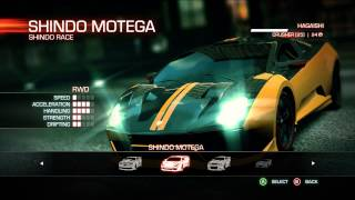 """Speed Junkies"" Ridge Racer Unbounded - CITY LIMITS   (1080p HD 60fps)"