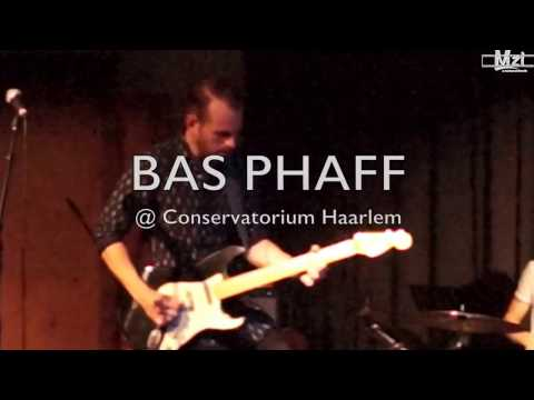 Guitarsolo by BAS PHAFF (closer to the fire) @ Conservatorium Haarlem
