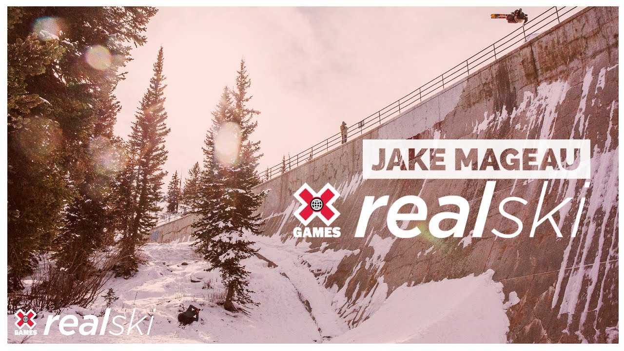Jake Mageau // Real Ski