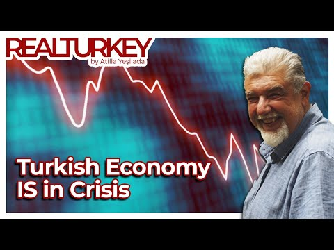 Turkish Economy IS in Crisis | Real Turkey