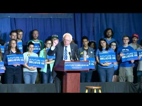 Soon Congress will Wear Sponsored Logos | Bernie Sanders