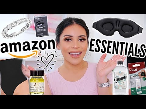 AMAZON FAVORITES! Things You Didn't Know You Needed (part 3)