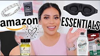 AMAZON PRODUCTS YOU NEED IN YOUR LIFE! *life changing essentials*