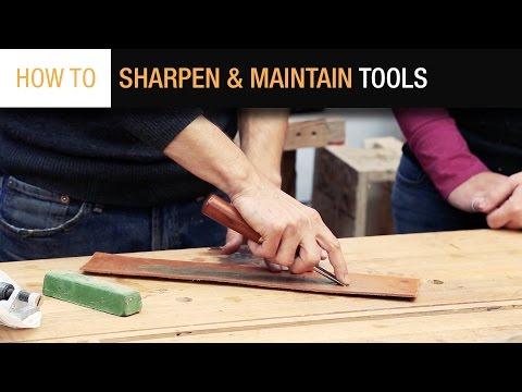 Matt Cremona on Sharpening & Maintaining Tools