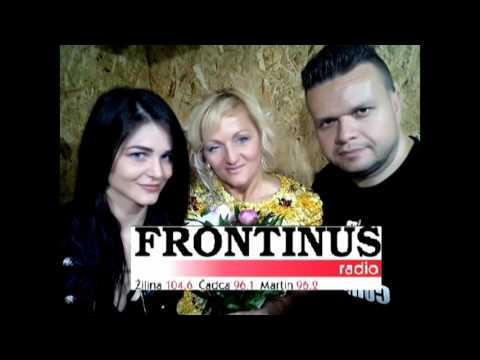 Projekt203 v rádiu Frontinus (10.6.2017) - zostrih