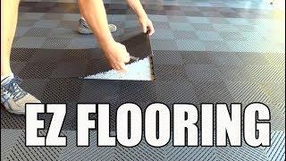 Mod My Floor - Easy Premium Garage Flooring
