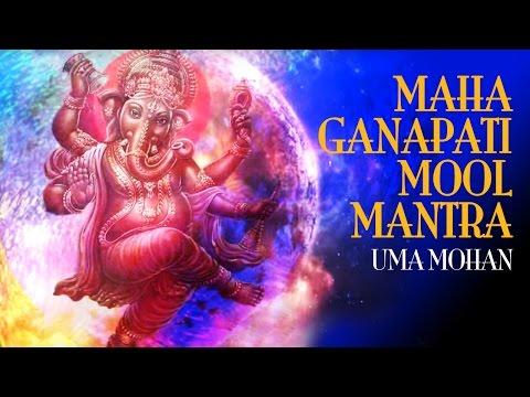 UMA MOHAN - ॐ श्रीं ह्रीं क्लीं ग्लौं गं गणपतये | Ganapathi Moola Mantra | Times Music Spiritual Mp3