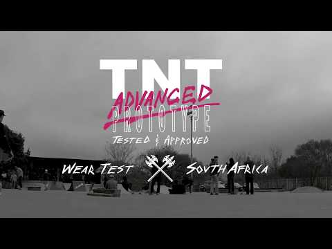 Vans ZA || TNT Advanced Prototype Wear Test || South Africa