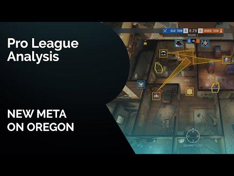 New Meta On Oregon – Big Window / White Stairs ATK