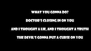 Daniel Farrant & Paul Rawson - I Dare You Lyrics
