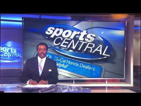 "KCBS CBS 2 ""Sports Central"" Sunday Night Open December 2, 2018"