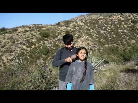 La Ni�a que murio en el Desierto, El Inmigrante En USA. (Ady & Richy)