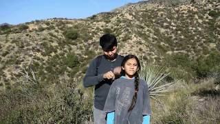 La Niña que murio en el Desierto, El Inmigrante En USA. (Ady & Richy)