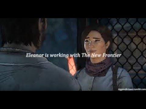 The Walking Dead  A New Frontier  Eleanor Romancing Javiers???