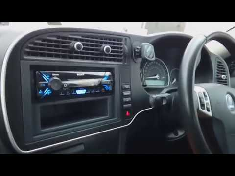 Saab 93 2002 – 2014 simple radio removal & install guide with part numbers.