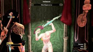Fable 3 Hero Weapons 1i