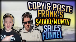 Super Simple Copy and Paste $4000/month Affiliate Marketing Business! [From Franklin Hatchett]