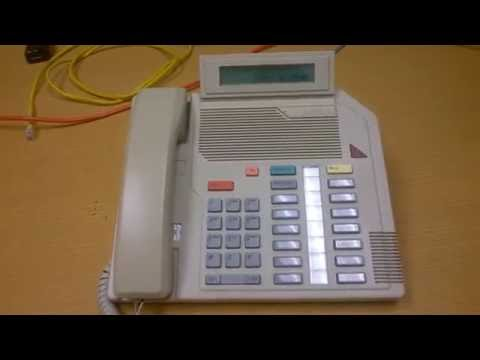 Northern Telecom Meridian M5316 Business Telephone