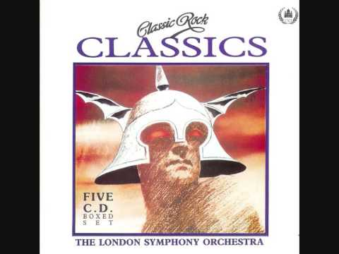The London Symphony Orchestra - I Want To Know What Love Is (Mick Jones)