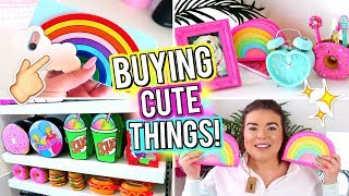 One of More Gillian Bower's most viewed videos: BUYING CUTE THINGS! + Apartment Update! Moving Vlog #2