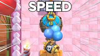 How Balloon should be played in Clash Royale