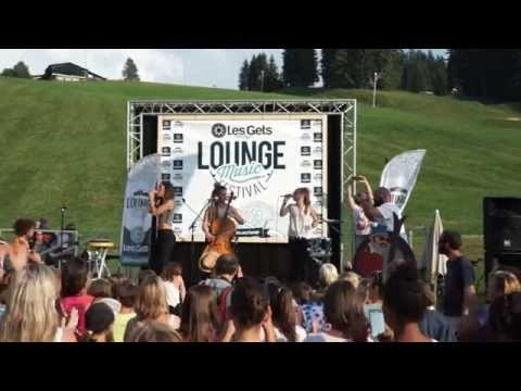 LEJ - Can't Hold Us (Macklemore Cover) au Lounge Music Festival