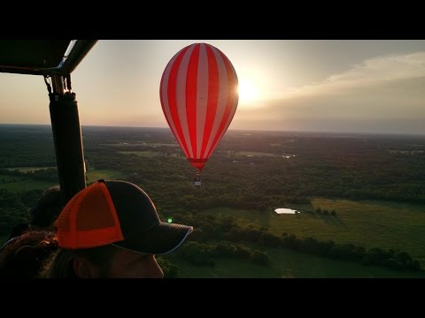 Tailwinds Balloon Fest - Canton, TX USA - May 2016