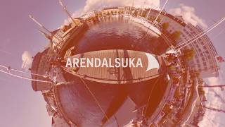 Takk for i dag - fredag 17. august - Arendalsuka 2018