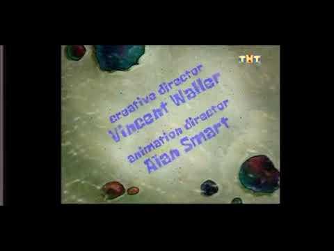 SpongeBob SquarePants - Goo Goo Gas Russian