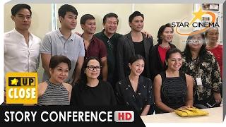 Story Conference | 'Ghost Bride' | Kim Chiu, Matteo Guidicelli, JC Santos