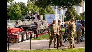 'Salute to America' 4th of July event to feature tanks, 'greatest ever fireworks'
