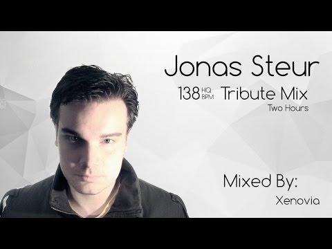 Jonas Steur - 138 Tribute  Mix  (2 Hours)  [HQ/HD 1080p]