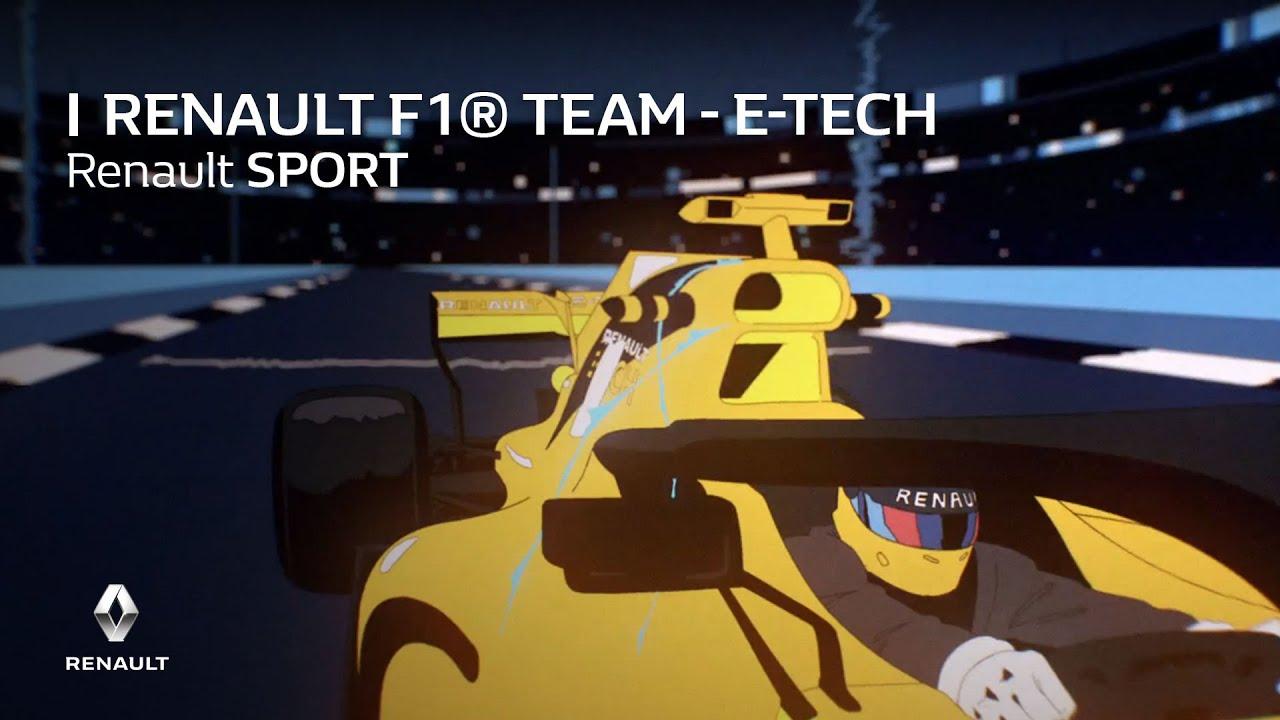 Renault F1® Team |E-TECH | Renault