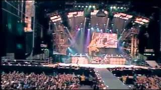 AC/DC - Hell ain`t bad place to be, Hard as rock, Shoot to thrill (Live in Munchen 2001)