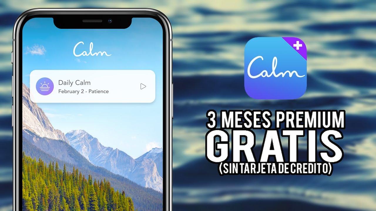 Calm Premium