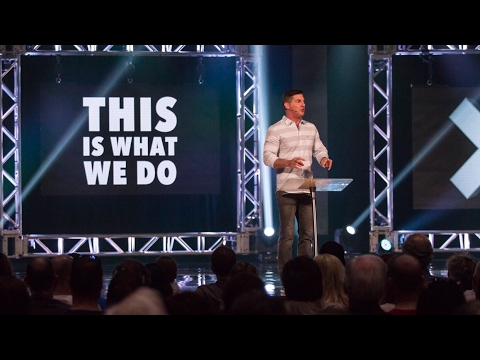 """This Is What We Do: Part 3 - """"Abundant Givers"""" with Craig Groeschel - Life.Church"""
