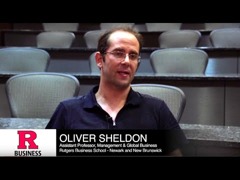Oliver Sheldon: Why Good People Behave Unethically