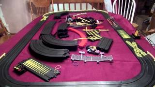 Tyco race track for sale on Ebay!
