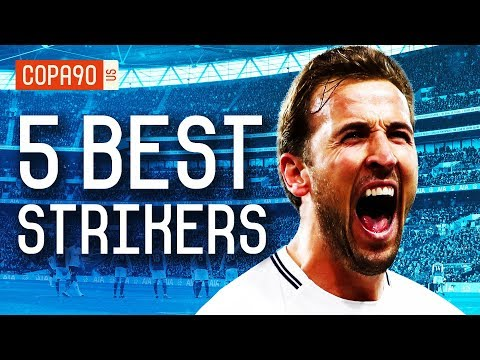 Is Harry Kane The Greatest in The Game? - 5 Best Strikers
