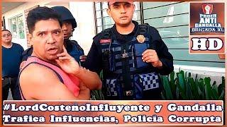 #LordCosteño Gandalla  Trafica con Influencias y la Policía Corrupta lo Permite thumbnail
