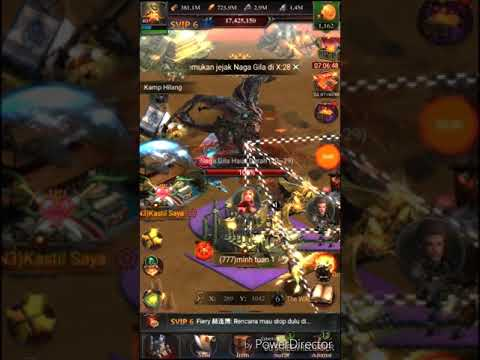 Clash Of Kings - C23 Attack Dragon Boss And Will Be In Number One.