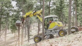 Menzi Muck M545 -  DAH-100D - DENIS CIMAF Industrial Boom-Mounted mulcher