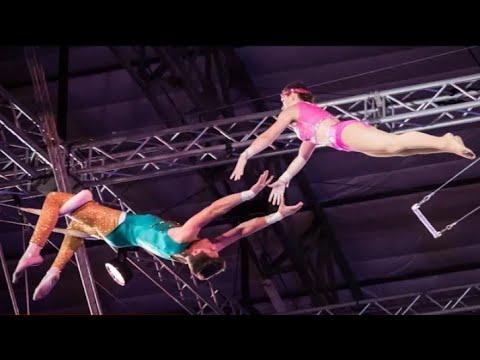 Acrobatic World Circus Show | Famous Chinese Acrobatics Circus Video