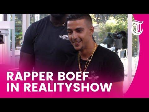 Rapper Boef: 'Mijn leven is letterlijk in handen van deze man'
