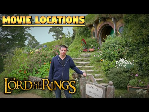 Movie Locations - The Lord of the Rings