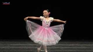 Ayaka Sonehara: 10 yrs and 2 months old YAGP SF 2015, 1st place YAG...
