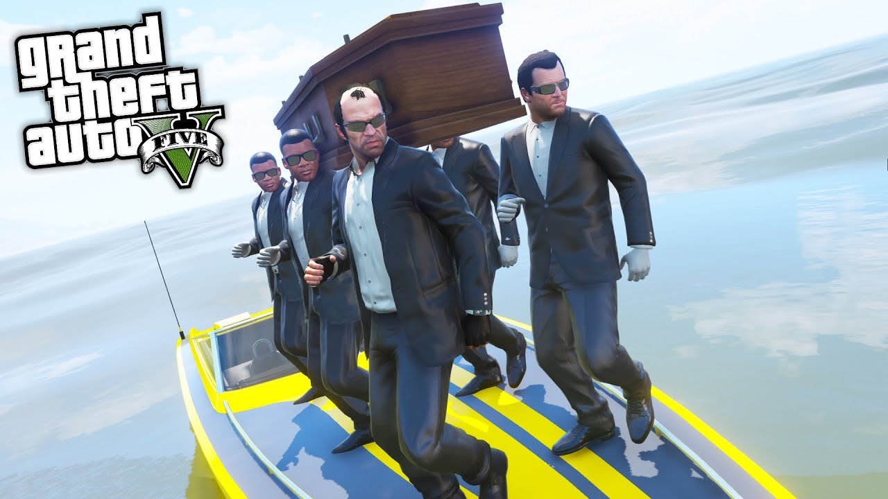 Gta 5 Coffin Dance Meme Funny Fails Crazy Moments 3 Youtube