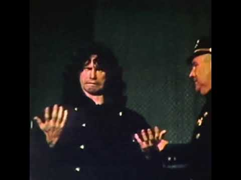 The Doors - 1967-09-12 - Jim Morrison Arrested At New Haven