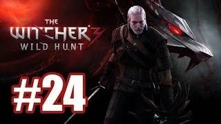 The Witcher 3: Wild Hunt. Прохождение. Часть 24. Сыр и темные силы. Доброволец.